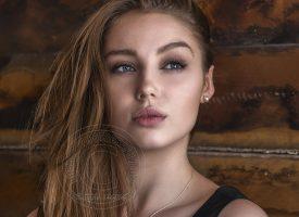 Australian Model Megan Ann