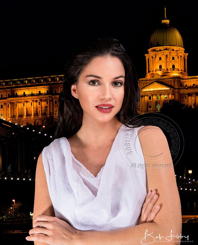 Australian Model Tara