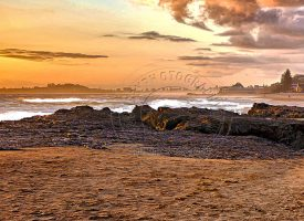 Early Morning Currumbin Beach