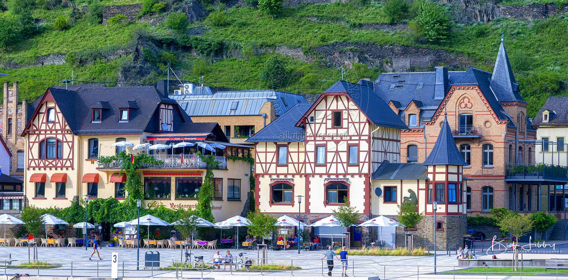 European Village on the Rhine