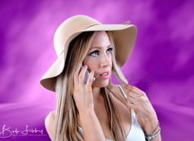 Australian Model Louise Cooper