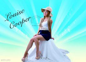 Louise Cooper, Model