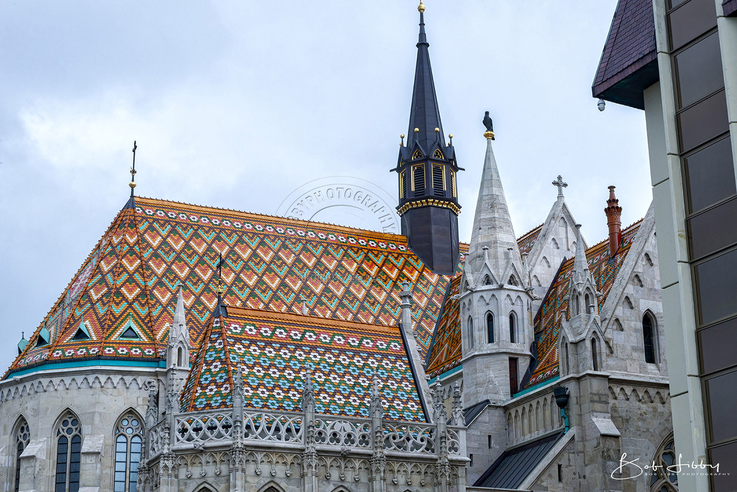 Mathias Church in Budapest, Hungry