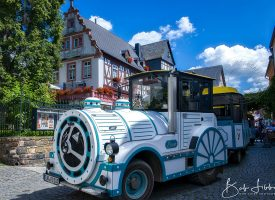 Mini Train Tour - Rüdesheim
