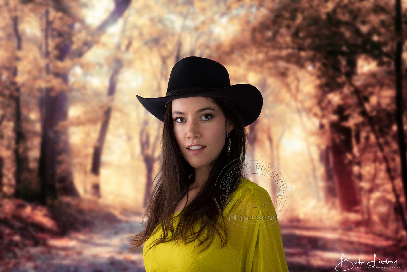Model Carley Walsh