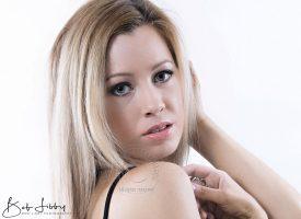 Model Louise Cooper