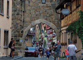 Romantic Rothenburg