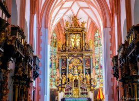 St. Michaels Church in Mondsee