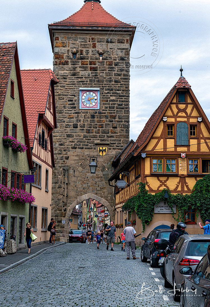 The Village of Rothenburg