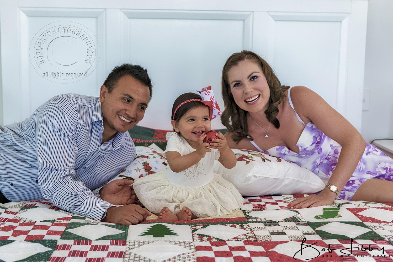 Miguel, Alana and Izabella