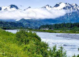 Tonsina River, Alaska