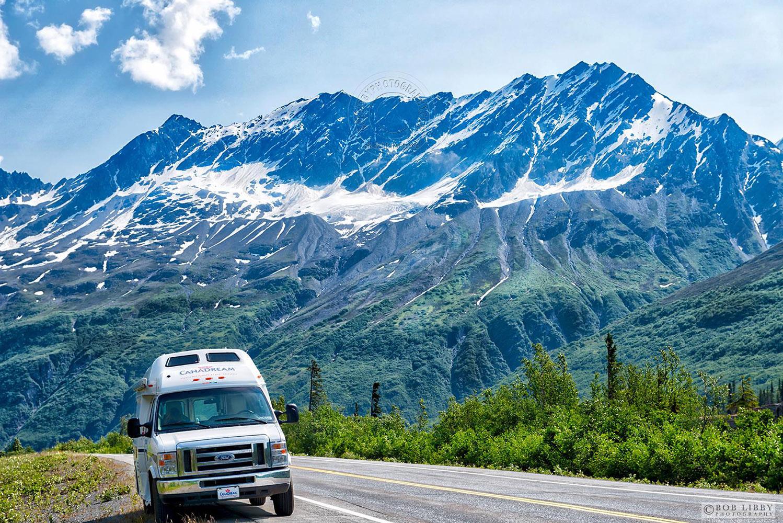Travelling the Alaska Highway